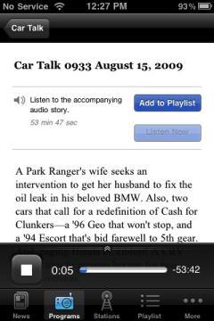 NPR Car Talk