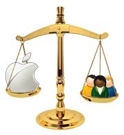 Apple vs Doj?